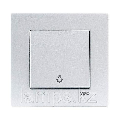 Viko NOVELLA GUMUS кнопочный выключатель, фото 2