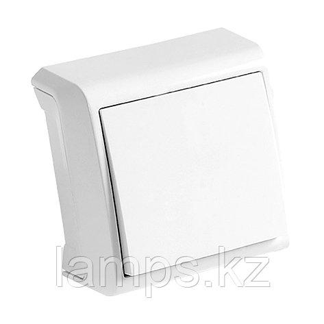 Выключатель 1-кл. белый ViKO Vera 90681001 , фото 2
