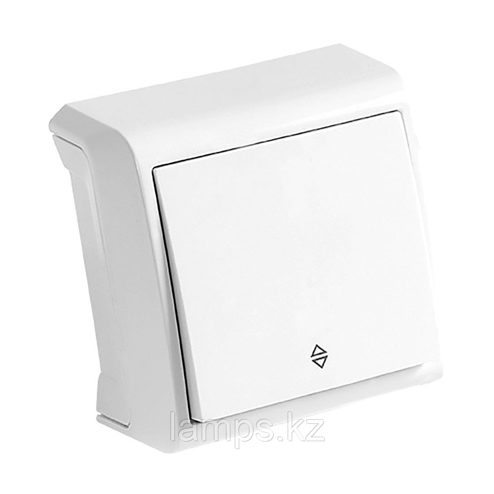 Выключатель 1-кл. белый проходной ViKO Vera 90681004
