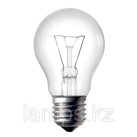 Лампа накаливания A19 CL 40W E27, фото 2