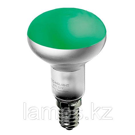 Лампа накаливания R39 30W E14 GREEN, фото 2