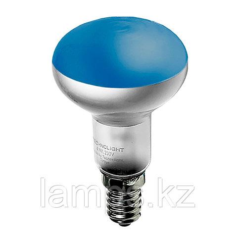 Лампа накаливания R39 30W E14 BLUE, фото 2