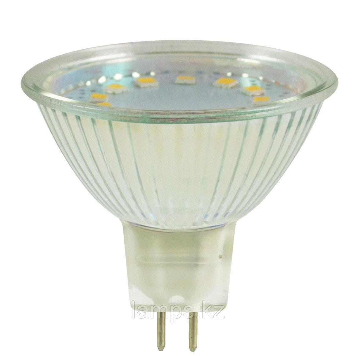 Светодиодная лампа LED MR16 3W 2700K