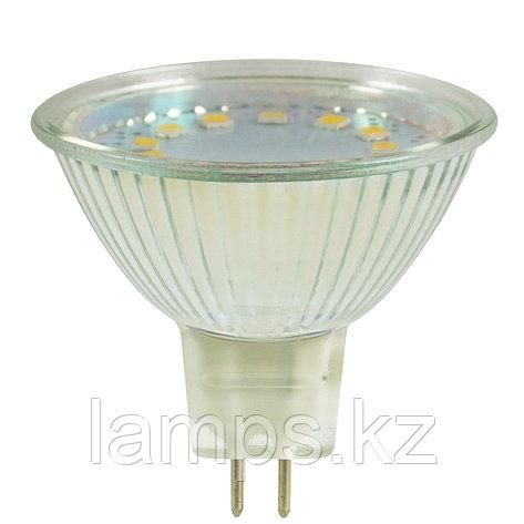 Светодиодная лампа LED MR16 3W 2700K, фото 2