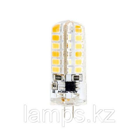 Светодиодная лампа LED G4 4,5 W 3000k, фото 2