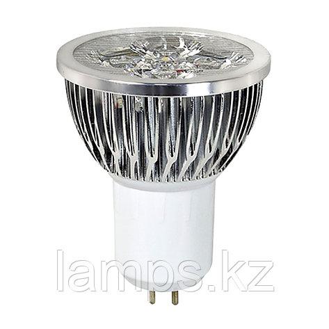 Светодиодная лампа LED MR16-HP 5W 4000K, фото 2