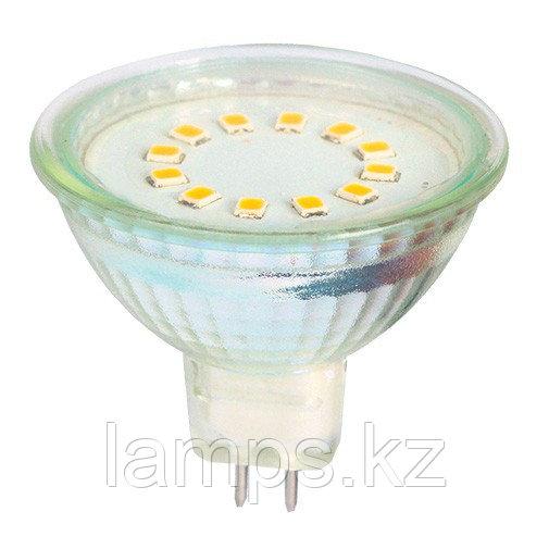 Светодиодная лампа LED MR16 3W 5000K