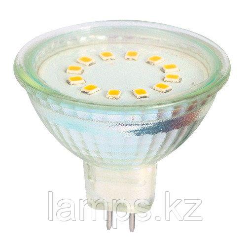 Светодиодная лампа LED MR16 3W 6000K