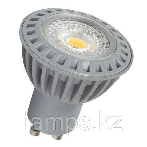 Светодиодная лампа LED GU10 COB 6W 5000K, фото 2