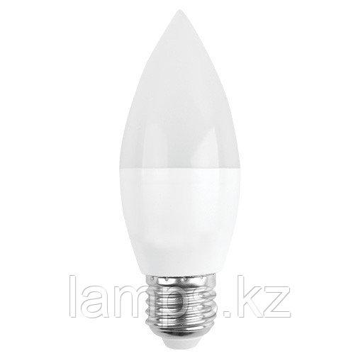 Светодиодная лампа LED C35 6W E27 2700K