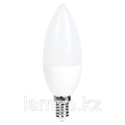 Светодиодная лампа LED C37 6W E14 2700K