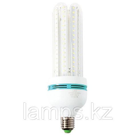 Светодиодная лампа LED Corn 24W E27 6000K, фото 2