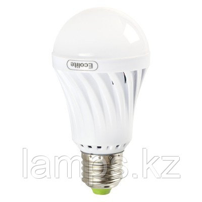 Светодиодная лампа на аккумуляторе аварийная 12W E27 6000K