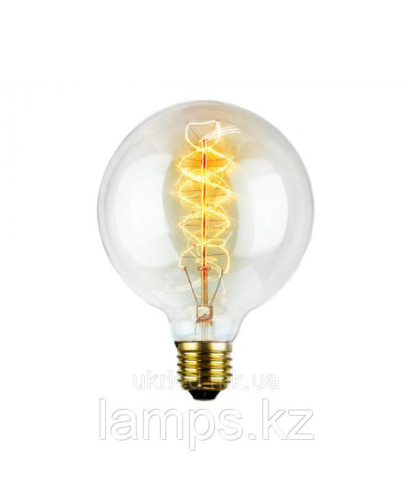 Лампа Эдисона G80A 40W E27