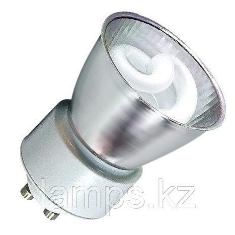 Энергосберегающая лампа FL-R04 11W GU10 2700K, фото 2