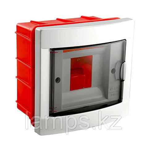 Щит пластиковый внутренний VIKO 90912004, 4 модулей, фото 2