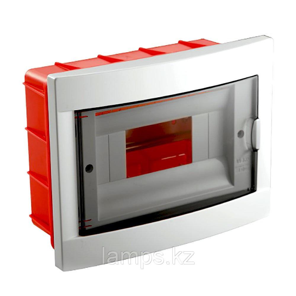 Щит пластиковый внутренний VIKO 90912008, 8 модулей