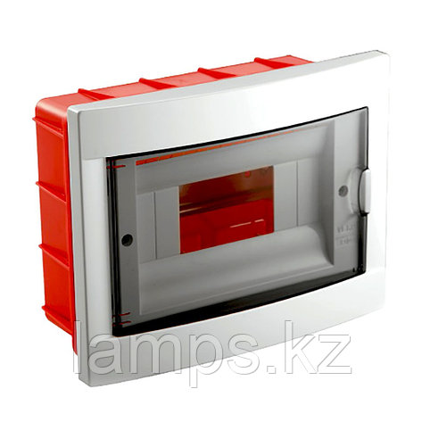 Щит пластиковый внутренний VIKO 90912008, 8 модулей, фото 2