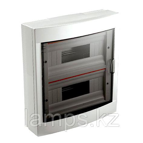 Щит пластиковый накладной VIKO 90912116, 16 модулей, фото 2