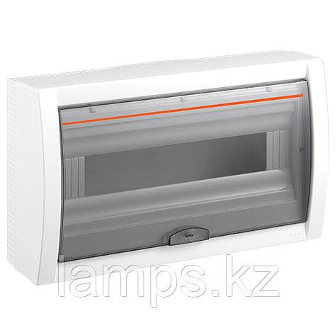 Щит пластиковый накладной VIKO 90912118, 18 модулей, фото 2