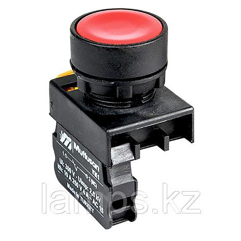 Кнопка аварийная Mutlusan, красная, STOP, фото 2