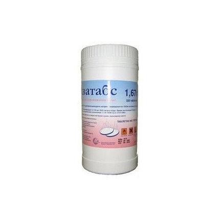 Акватабс 1,67 (320 табл) для дезинфекции воды., фото 2
