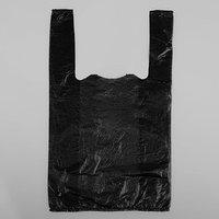Пакет 'Супер', полиэтиленовый, майка, 25 х 45 см, 10 мкм (комплект из 200 шт.)