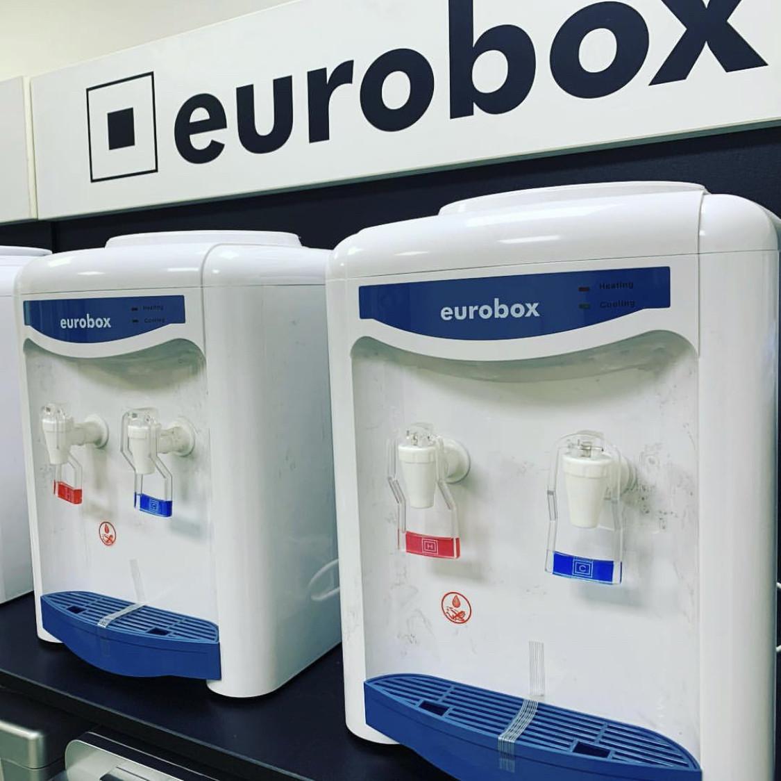 Кулер для воды Eurobox