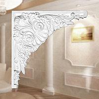 Декоративный уголок из гипса 03