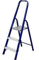 Лестница-стремянка СИБИН стальная (Лестница-стремянка  СИБИН стальная, 8 ступеней, 166см)