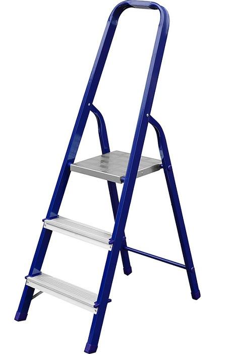 Лестница-стремянка СИБИН стальная (Лестница-стремянка  СИБИН стальная, 7 ступеней, 145 см)