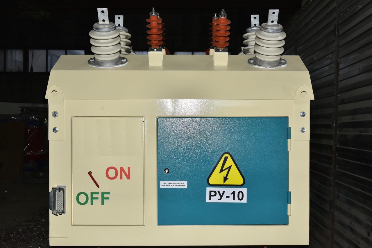 Реклоузер ПСС-6(10) кВ с применением токовых реле