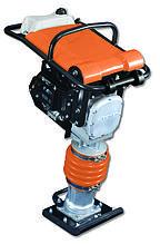 Вибротрамбовочная машина IVT TMPR-3329,вес 80кг,мах глубина уплотнения 30см