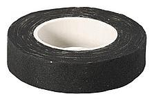 Изолента хлопчатобумажная Зубр 18мм х9м.черная 1231-11