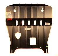 Защита картера двигателя и кпп на Volkswagen Sharan/Фольксваген Шаран, фото 1