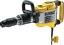 Отбойный молоток DeWalt, D25902K,1550 Вт, 19 Дж,SDS-Max система AVC
