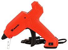 Клеевой пистолет Матрикс,11мм 160Вт арт.93006