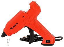 Клеевой пистолет Матрикс,7мм 40Вт арт.93001