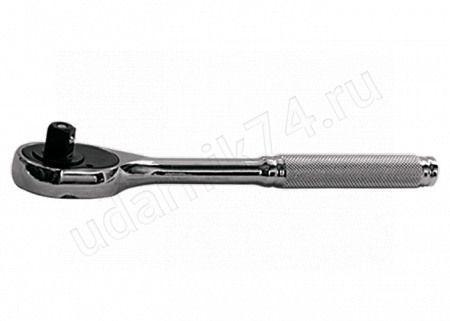 """Ключ-трищетка 1\2""""с переключателем,CrV,хромированный Матрикс 14015"""