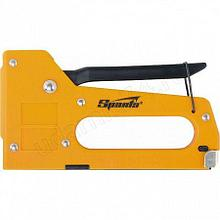 Степлер мебельный пластиков.тип 53,6-8мм SPARTA 42001
