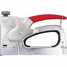 Степлер мебельный,метал.корпус,регул.удара тип скобы 140 6-14мм Матрикс 40901
