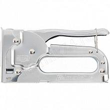 Степлер мебельный,метал.корпус,регул.удара тип скобы 53 4-8мм Матрикс 40903
