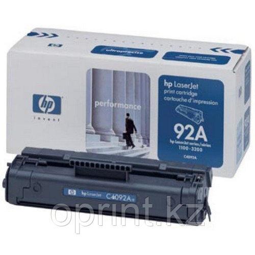 Картридж HP 92А