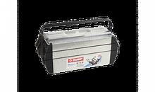 Ящик инструментальный Зубр,металлический 515 х210 х230мм 38163-20