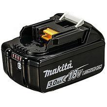 Аккумулятор Li-lon BL1830B MAKITA 18В,3Ач.с индикат.(коробка 1шт.) арт. 197599-5