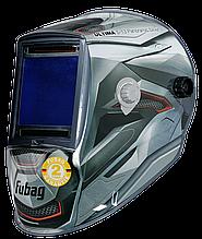 Маска сварщика Fubag Хамелион ULTIMA 5-13 Panoramic Silver