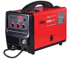 Сварочный полуавтомат инвертор Fubag IRMIG 160 (31431)+ горелка FB 150 3м(38440)