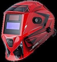 Маска сварщика Fubag Хамелион OPTIMA TEAM 9-13 RED арт.38075