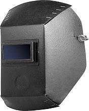 Маска сварщика,фиброкартон,фильтр 102 х52мм пр-во Россия арт.89121