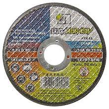 Диск шлифовальный по металлу 125 х6.0 х22мм Луга 73410